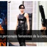 Los mejores personajes femeninos de la ciencia ficción