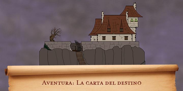 Aventura Dungeons and Dragons nivel 1