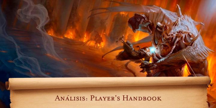 Análisis: Player's Handbook