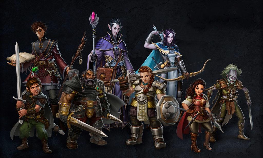 Personajes de Dungeons & Dragons