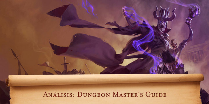 Análisis: Dungeon Master's Guide
