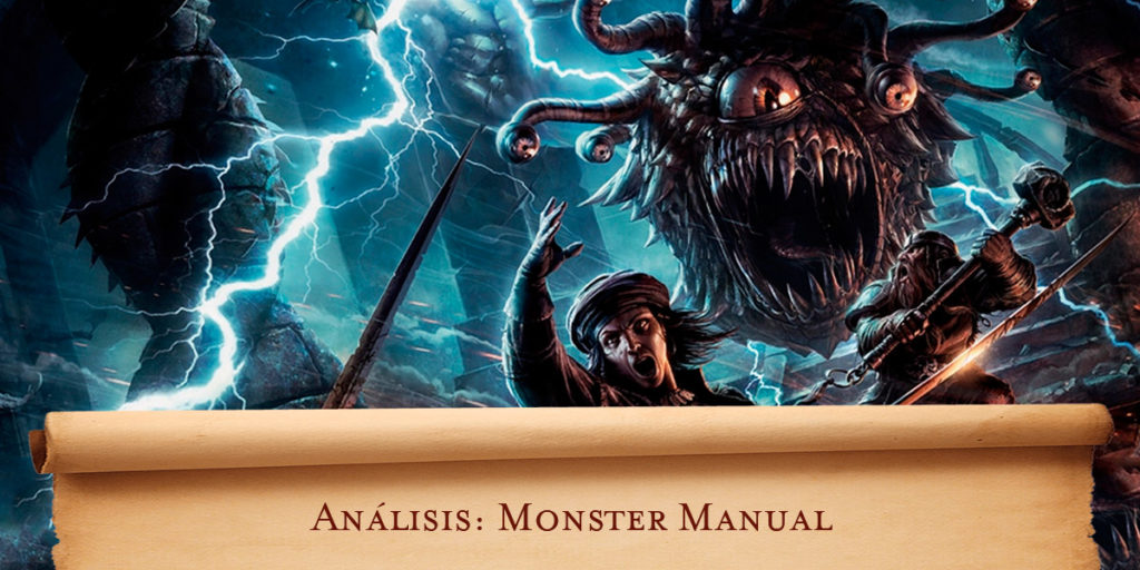 Análisis: Monster Manual