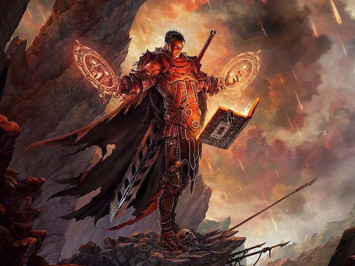 Hechicero de Dungeons & Dragons