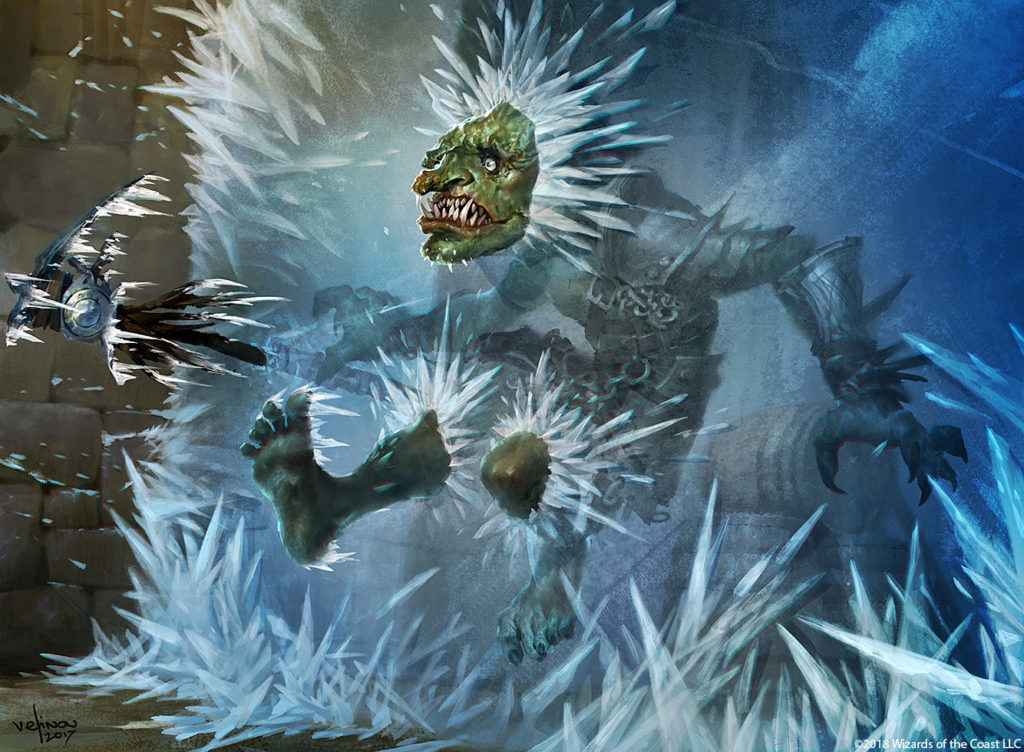 MTG Deep Freeze