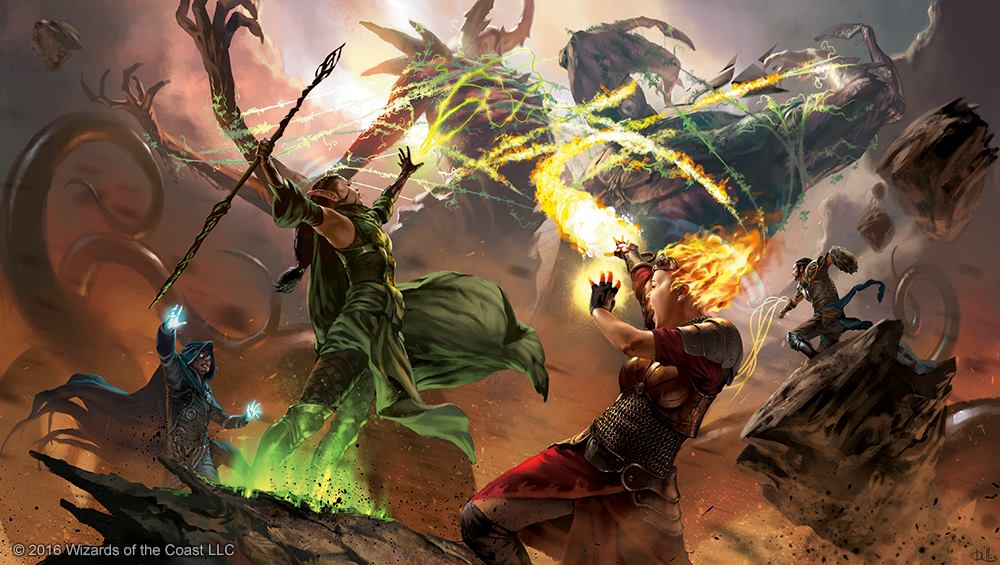 Planeswalkers de Magic: The gathering