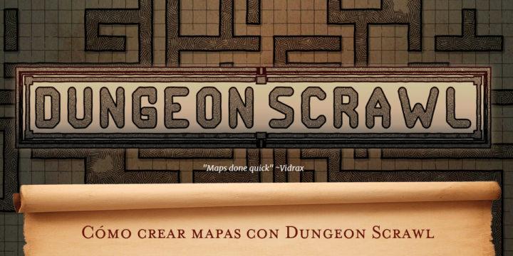 Cómo crear mapas con Dungeon Scrawl