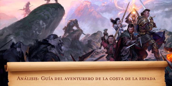 Análisis: Guía del aventurero de la Costa de la espada