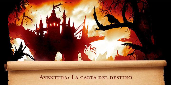 Aventura: La carta del destino