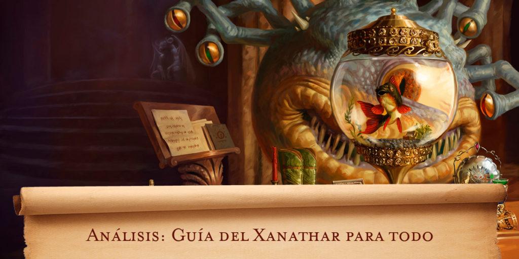 Análisis: Guía del Xanathar para todo