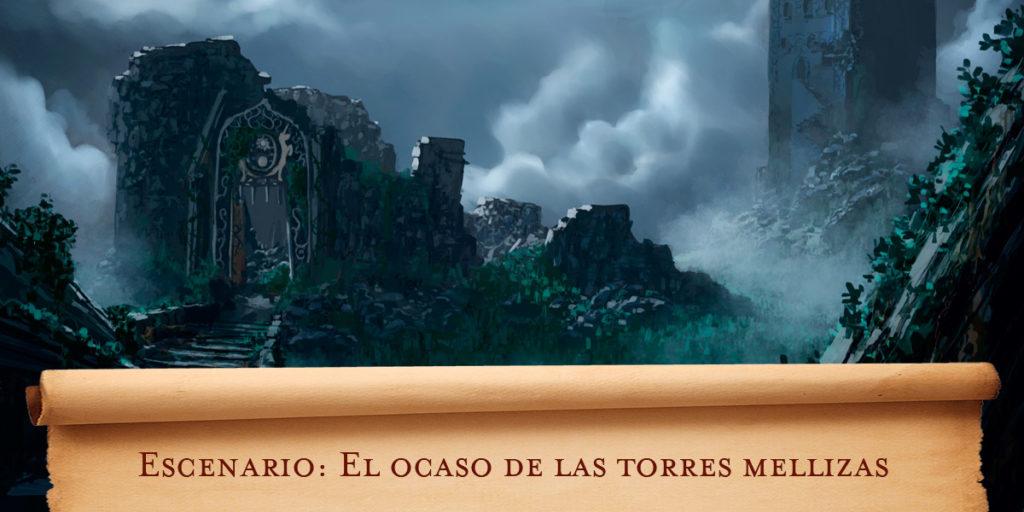 Escenario: El ocaso de las torres mellizas