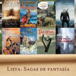 Lista: Sagas de fantasía