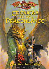 Portada Crónicas de la Dragonlance